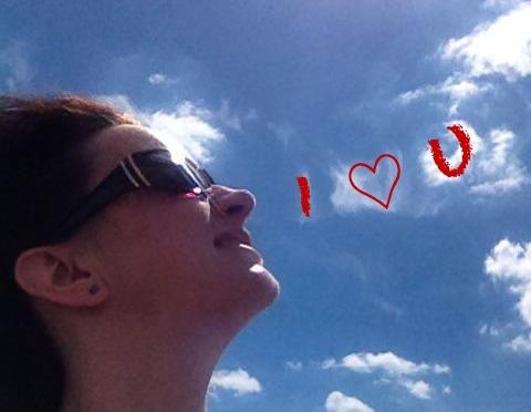 Himmlischer Liebesgruß