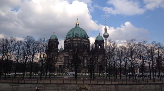 II – Zweiter Strahl – Berliner Dom