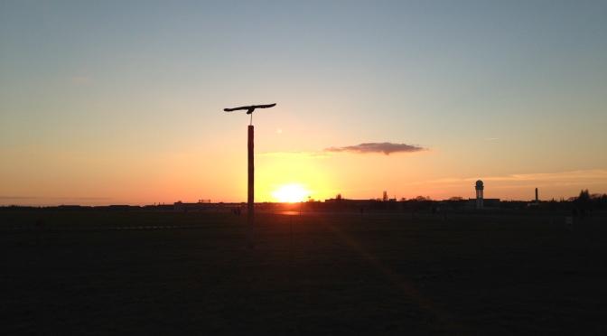 III – Dritter Stern, die dritte – Tempelhofer Feld
