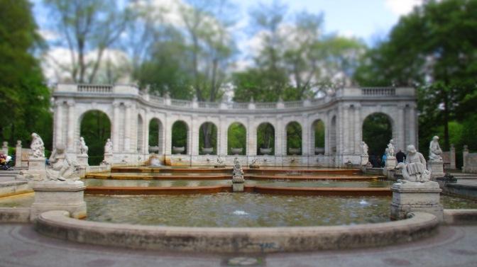 VI – Sechster Stern, die zweite – Märchenbrunnen, Volkspark Friedrichshain, Berlin