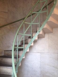 Noch 285 Stufen nach oben