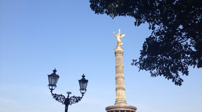 I – Erster Stern – Siegessäule, Berlin
