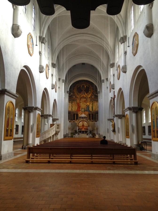 VI – Sechster Strahl – St. Anna, München