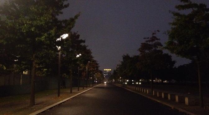 IV – Vierter Stern – Berlin @ Night