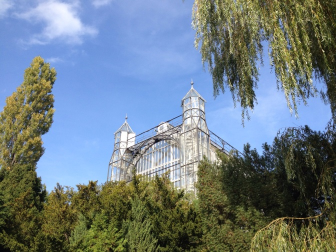 V – Fünfter Stern – Botanischer Garten, Berlin