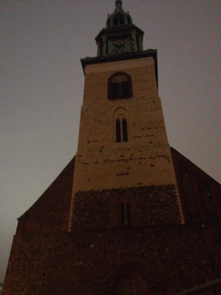 VII - Siebter Strahl - St. Marienkirche, Berlin (1/6)