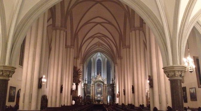 VII – Siebter Strahl – St. Marienkirche, Berlin