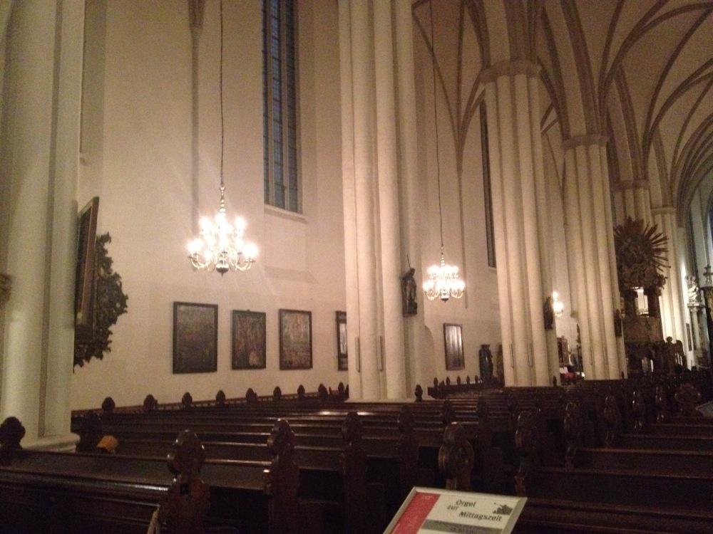 VII - Siebter Strahl - St. Marienkirche, Berlin (3/6)