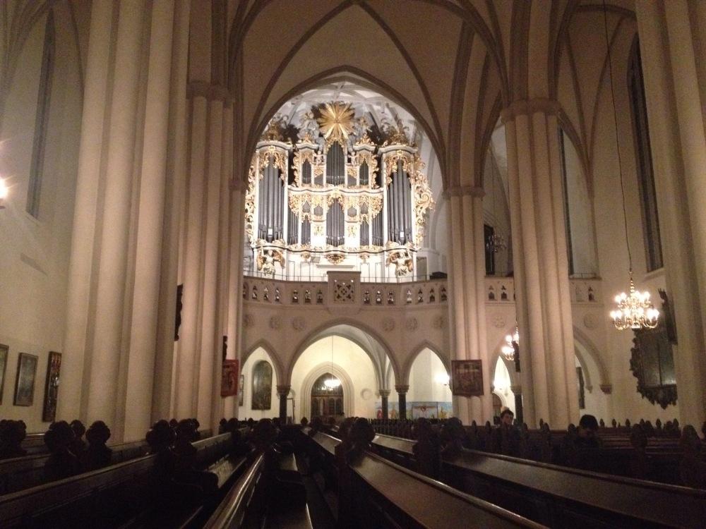 VII - Siebter Strahl - St. Marienkirche, Berlin (4/6)