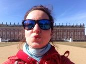Küsschen vorm Neuen Palais