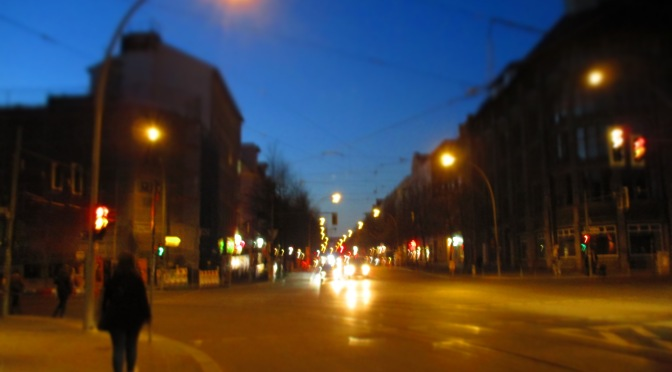 XI – Elfter Stern – Blaue Stunde Berlin