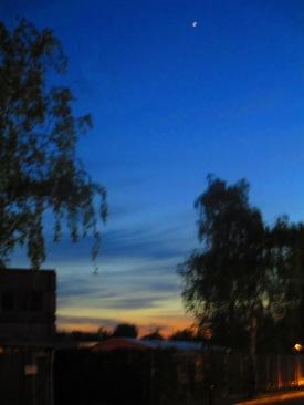 Farbspiel in Marienfelde