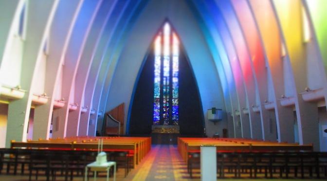 VIII – Achter Strahl – Kirche am Hohenzollenplatz, Berlin