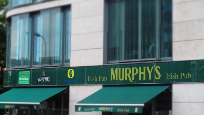 Mister Murphy :D