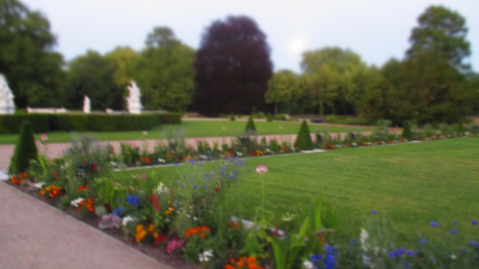 XIX – Neunzehnter Stern – Sanssouci, Potsdam