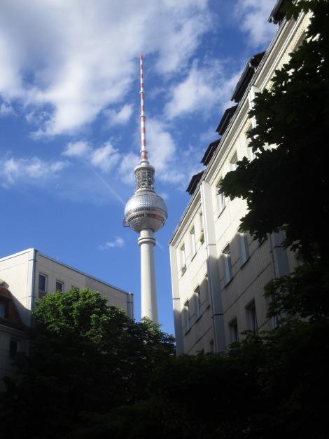 Und der Fernsehturm :)