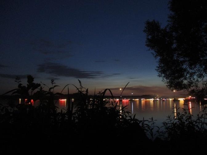 XX – Zwanzigster Stern, die zweite – Tegeler See, Berlin
