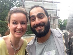 Mein neuer syrischer Freund Nawlas