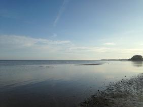 Der Strand von Hohenkirchen