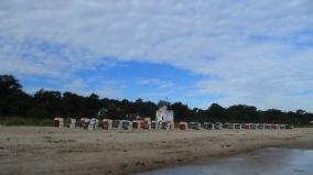 Strandkorb Romantik