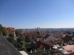 Schon wieder so ein schöner Blick über die Stadt