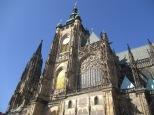 Die wunderschöne gotische Kathedrale