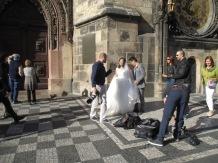 und noch ein Brautpaar :D