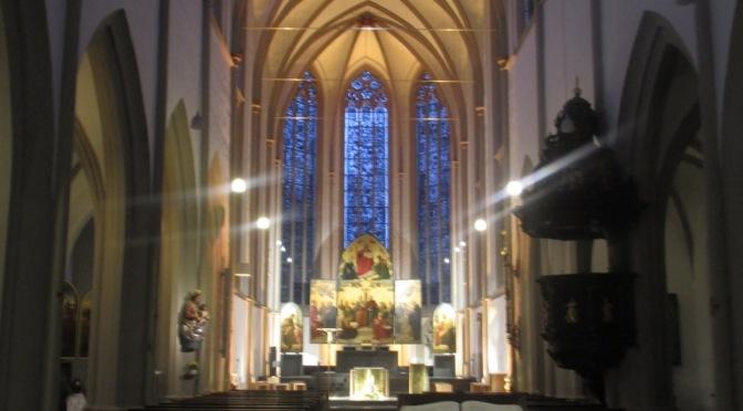 XII – Zwölfter Strahl – St. Remigius, Bonn