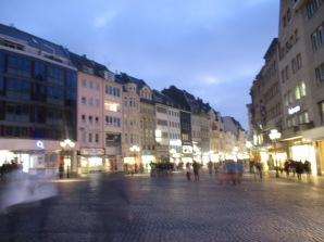 Bonn @ night