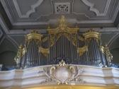 Eine wunderschöne Orgel