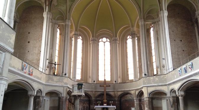 XI – Elfter Strahl – Zionskirche, Berlin